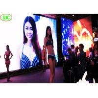Buy cheap High Brightness p3.91 Rental Led Display For Exhibition Room ,led video wall from wholesalers