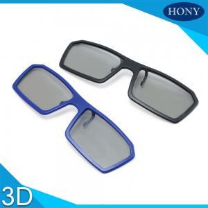 Printing Logo Clip On Solar Eclipse Glasses For Popular , Lightweight
