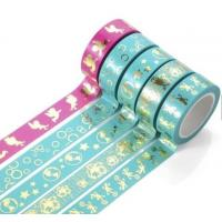 Washi Paper Scotch Tape Label Car Painting And Decorative Assorted Decorative School