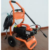 Wholesale 120V / 240V Induction motor Commercial grade high pressure washer for hand carry or cart push with crankshaft pump from china suppliers