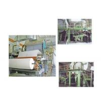 China Waste paper recycling machine on sale
