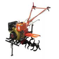 China 5hp Mini tractor gas powered garden tiller for agricultural , ground tiller machine on sale