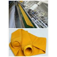 Wholesale 550GSM Cement Plant P84 Filter Bags PTFE Membrane Resistance To Acid from china suppliers