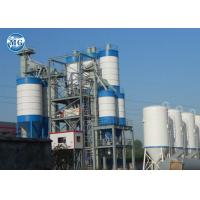 China Customized Bulk Cement Storage Flexible Capacity For Cement Sand And Flyash on sale