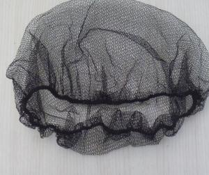 """Wholesale Mesh Fabric 21"""" Disposable Nylon Cleanroom Net Cap from china suppliers"""