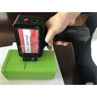 Buy cheap Expiry Date Coding printer for coffee bags water bottle plastic bags from wholesalers