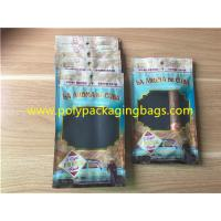 Wholesale Custom Made Printed Plastic Cigar Bags With Transparent Windows from china suppliers