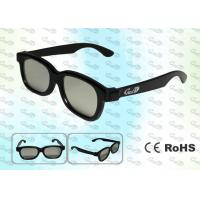Wholesale 3D TV ABS Plastic Circular polarized 3D glasses CP297GTS01 from china suppliers