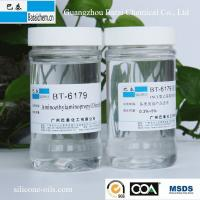 Wholesale Amino Silicone Oil For Hair , Aminoethylaminopropyl Silicone Fluid 2 Years Shelf Life from china suppliers