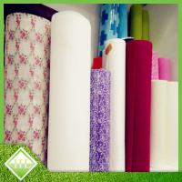 Wholesale Pre - Cut  Non Woven Fabric Roll For Disposable Table Cloth Customized Length from china suppliers