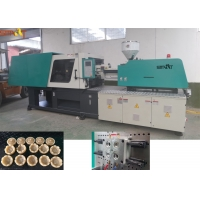 China Dog Chewing Snacks Automatic Injection Moulding Machine 142Mpa on sale