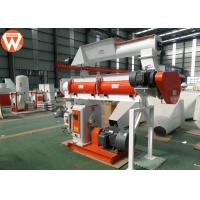 Wholesale Forced Feed Pellet Machine SZLH320 3T/H Electric For Cattle Sheep 3 Phase 380V from china suppliers