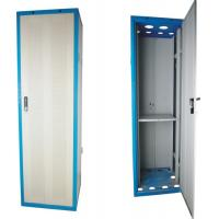 Wholesale Grey Wild steel Network Server Cabinet with Fan and Plate 600mm / 800mm Width from china suppliers