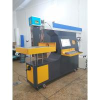 Buy cheap CE Certification Fabric Co2 Laser Marking Machine With Water Cooling from wholesalers