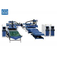 Wholesale Auto Oil Lubrication Wooden Door Production Line Taiwan Syntec 21Ma Control System from china suppliers