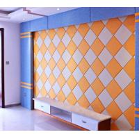 Wholesale Interior Decorative Polyester Acoustic Panels For Auditorium OEM from china suppliers