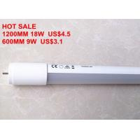 Wholesale Super Bright Hotel 18w T8 Led Tube 1200mm , 4 Feet Led Tube Light from china suppliers