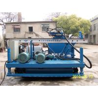 Buy cheap XPL-20A  Jet - Grouting With Crawler Mounted Crawler Drilling Rig product