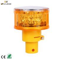 Buy cheap Road safety LED blinking warning flare lighting from wholesalers