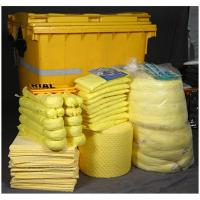 Wholesale Immediate Response Chemical Spill Kit , Multifunctional Hazardous Material Spill Kit from china suppliers
