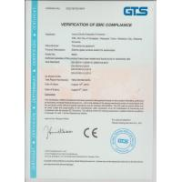 Anhui Ekofil Autoparts Company Limited Certifications