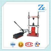 Wholesale C054 Point load test equipment for rock samples per ASTM D5731 from china suppliers