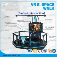 Buy cheap 1 Player VR Walking Simulator Virtual Reality Stand Platform With Boxing Games from wholesalers