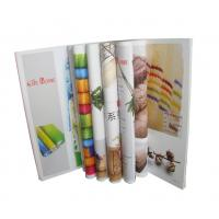 Wholesale Pamphlet Brochure Booklet Printing Menu Advertising Informative Delicate from china suppliers