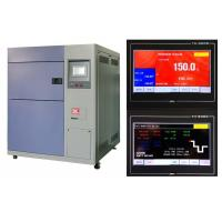 Rapid Rate High / Low Temperature Test Chamber Air / Water Cooling Type