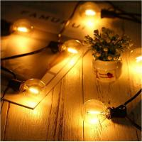 Wholesale Connectable Decorative Solar Lights 20pcs Globe G40 ECO LED Bulbs For Party Christmas from china suppliers