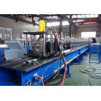 Wholesale Non - Stop Cutting Pallet Rack Roll Forming Machine 1.5 - 2.5mm Thickness Material Usage from china suppliers