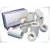 Wholesale Cotton Adhesive Medical Surgical Tape Zinc Oxide Hypoallergenic from china suppliers