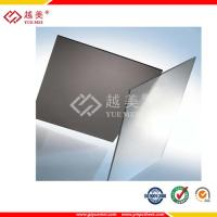 Plaque polycarbonate makrolon