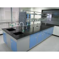 Wholesale Lab Bench Lab Table 10 Feet Long All Steel Laboratory Central Table Lab Island Bench with CE certificate from china suppliers