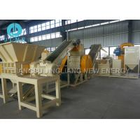 China Copper Wire Cable Granulation Plant Pulse Dust Collecting System Support on sale