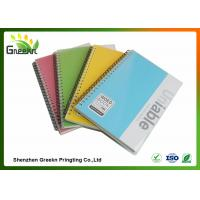 Buy cheap Fashion Portable Spiral Bound Notebook for Supermarket Promotion product