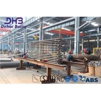 China Heat Recovery Economiser Coil , Steam Boiler Economizer Bare Tube Type on sale
