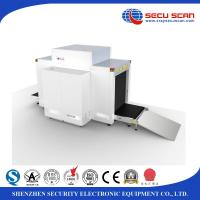 Buy cheap Dual view big size x ray machine at airport security with two 160kv x ray generator product