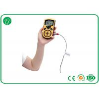 Wholesale Detachable Probes Home Health Medical Equipment , Hand Held Pulse Oximeter For Finger from china suppliers