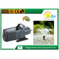 Wholesale Plastic Multi - System Water Fountain Submersible Pump Energy Saving Big Flow Rate from china suppliers