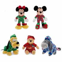 Cute Disney Mickey Mouse In Sleepwear collection for Christmas Holiday Promotion Manufactures
