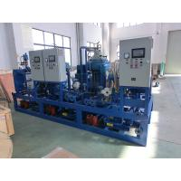Wholesale Marine power plant automatic control Manual / Auto Discharge Centrifugal Oil Separator Unit from china suppliers