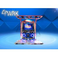 Buy cheap Dance dance revolution double player competition arcade video game machine for from wholesalers