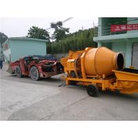 Wholesale JZC350 Diesel Concrete Pump Easy Operated By Hydraulic Oil Handles from china suppliers