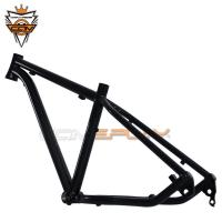 Buy cheap Alloy Titanium MTB Frame Thru Axle 142mm Hub Space BB68 PVD Black Edition from wholesalers