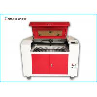 Wholesale 6090 80w CO2 Laser Cutting Machine For Wood Fabric Acrylic Leather MDF Plywood from china suppliers