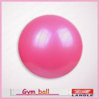Wholesale anti burst pvc customized yoga ball,gym ball,exercise ball from china suppliers