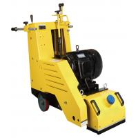 Wholesale Removing Glue / Oil Self Propelled Scarifier Concrete Floor Cleaning Machine300KG from china suppliers