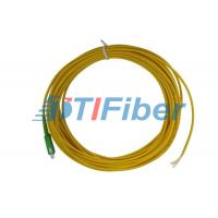Wholesale 2.0mm 3.0mm Fiber Optic Pigtail Simplex , Duplex with ROHS Certificate from china suppliers