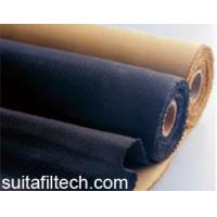Wholesale Woven fiber glass filter cloth for dust collection from china suppliers